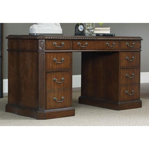 Home Office 54'' Knee-hole Desk