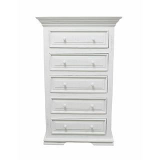 See Details - White Coliseo/claudia Chest
