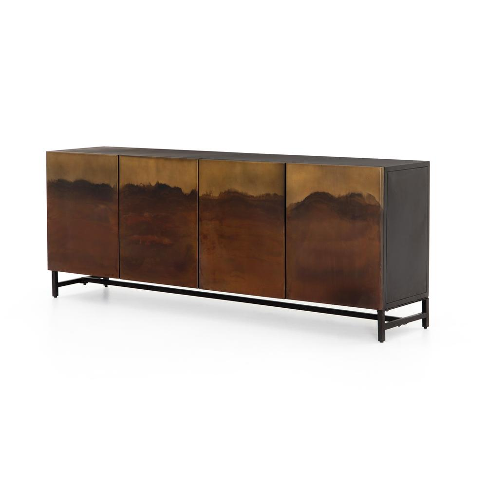 Stormy Sideboard-aged Brown