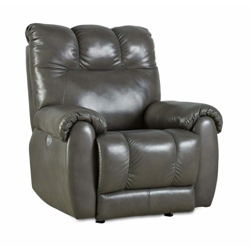Power Headrest Lay-Flat Lift Recliner