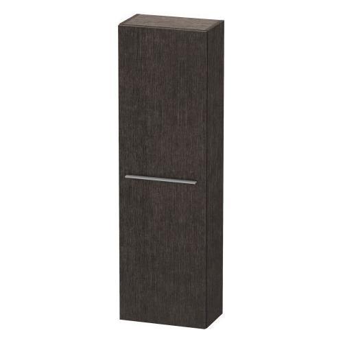 Product Image - Semi-tall Cabinet, Brushed Dark Oak (real Wood Veneer)