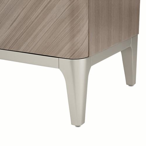 Amini - Highboy Vertical Storage Cabinet-chest of Drawers