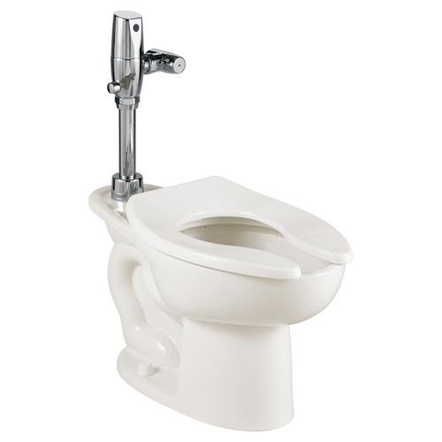 Madera with Selectronic Flush Valve - White