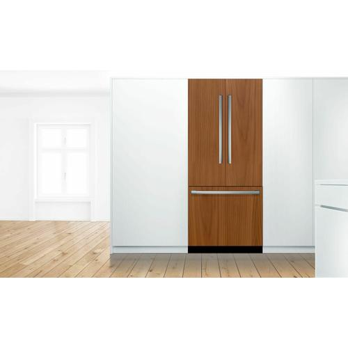 Benchmark® Built-in Bottom Freezer Refrigerator 36'' B36IT900NP
