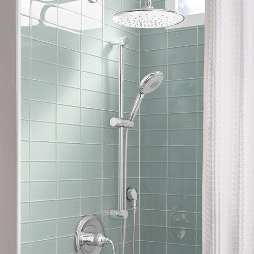 Product Image - 30 Inch Round Shower Slide Bar  American Standard - Polished Chrome
