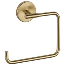 Champagne Bronze Towel Ring