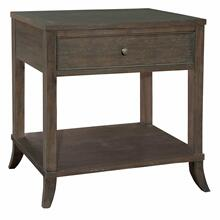 952264SU Urban Retreat Single Drawer Night Stand