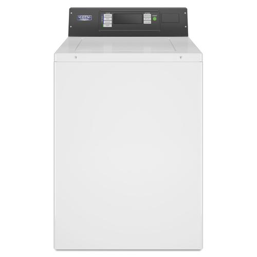 Commercial Top-Load Washer, Card Reader-Ready or Non-Coin Operation