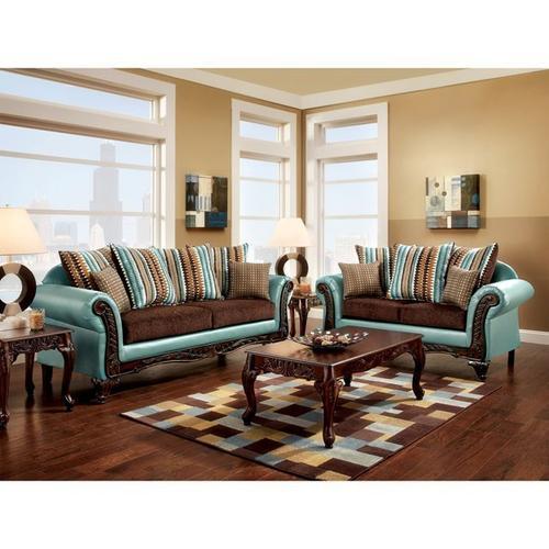 Furniture of America - Mulligan Love Seat