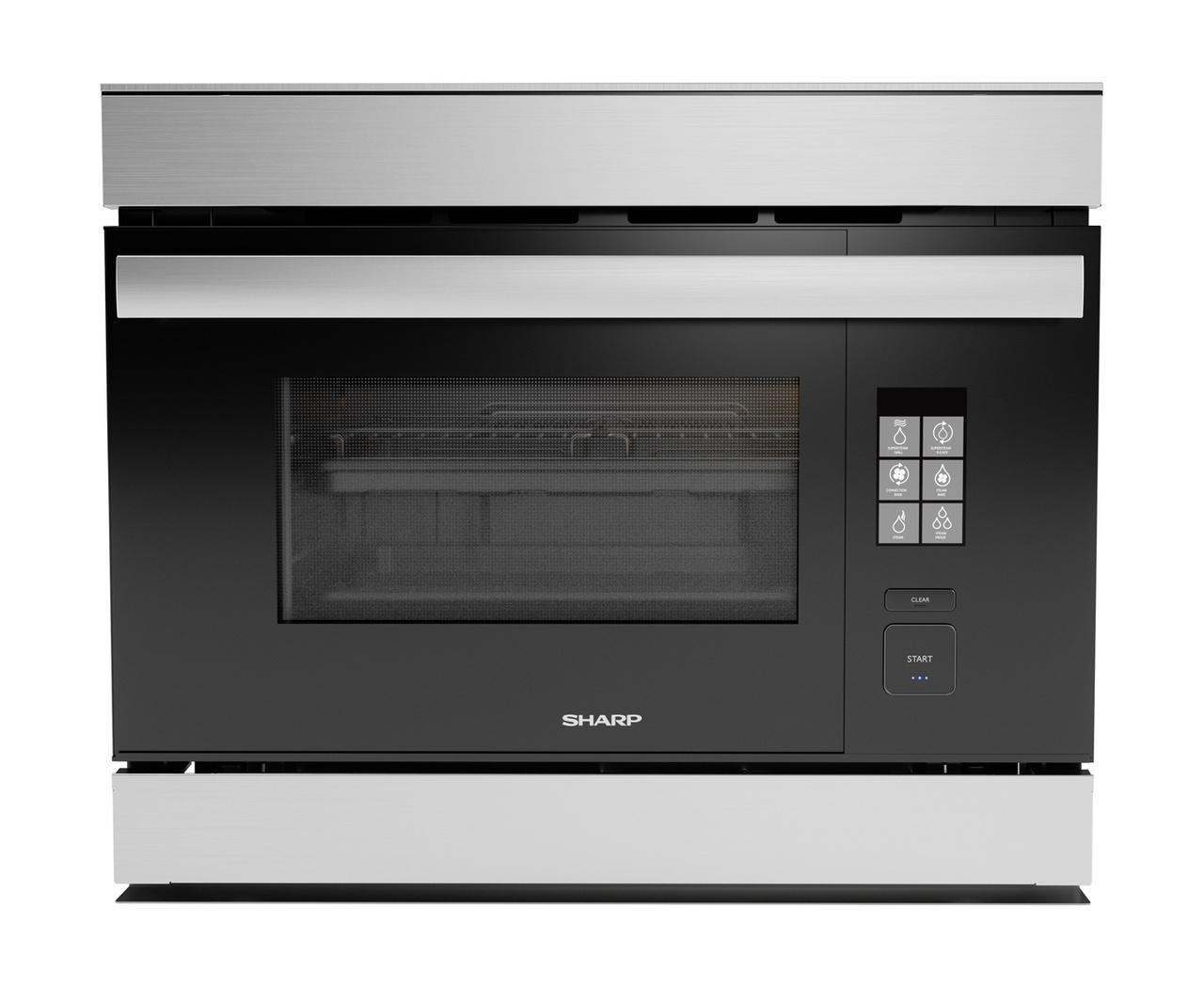 SharpSharp Supersteam+ Smart Superheated Steam And Convection Built-In Wall Oven