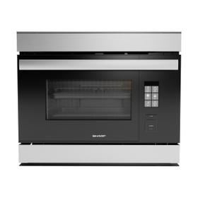 Sharp SuperSteam+ Smart Superheated Steam and Convection Built-In Wall Oven