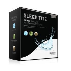 Pr1me Smooth Pillow Protector Queen Pillow Protector