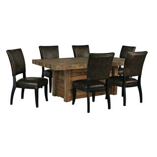 See Details - Sommerford - Brown 7 Piece Dining Room Set