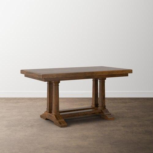 "Bench*Made Maple 76"" Gathering Table"