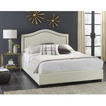 Queen Malibu Ivory Footboard & Rails