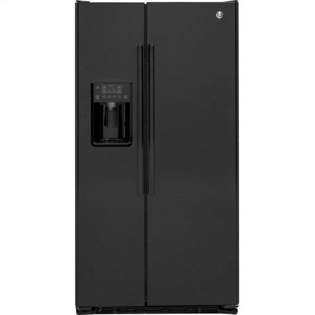 GE 21.9 Cu. Ft. Counter-Depth Side-By-Side Refrigerator