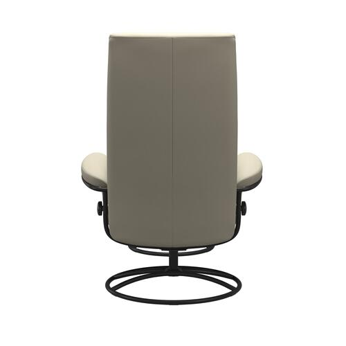 Stressless By Ekornes - Stressless® London Original High back Chair with Ottoman
