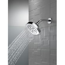 Chrome 5-Setting H2Okinetic Shower Head