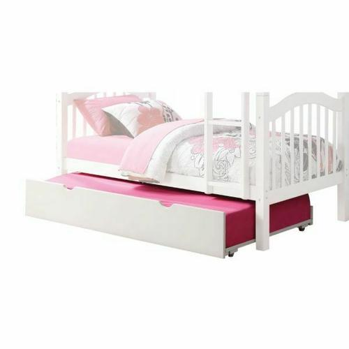 ACME Heartland Trundle (Optional) - 02356 - White