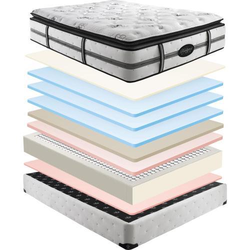 Beautyrest - Beautyrest - Black - Daniella - Plush Firm - Pillow Top - Queen