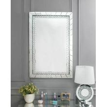 ACME Nysa Accent Mirror (Wall) - 97386 - Mirrored