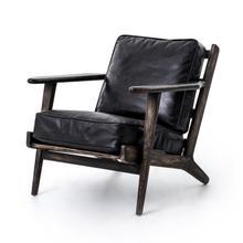 Rialto Ebony Cover Brooks Lounge Chair