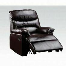 ACME Arcadia Recliner - 59016 - Cracked Brown Bonded Leather