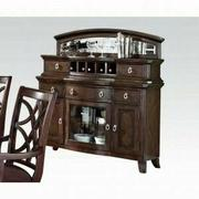 ACME Keenan Server - 60259 KIT - Dark Walnut Product Image