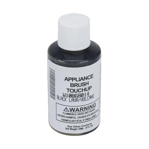 Black Lava Appliance Touchup Paint