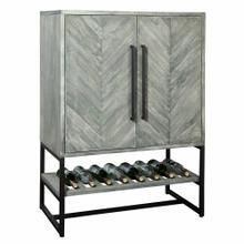 See Details - 695-226 Jamaica Inn Wine & Bar Cabinet