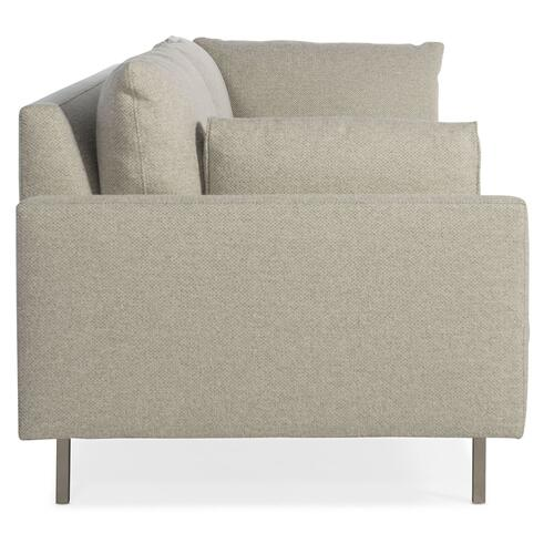 MARQ Living Room Aston Left Arm Corner Sofa