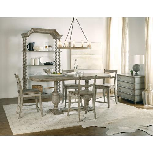 Home Office Alfresco Lettore Etagere