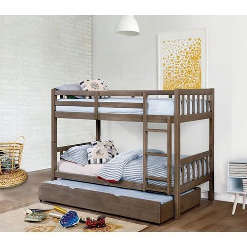 Twin/Twin Bunk Bed Emilie