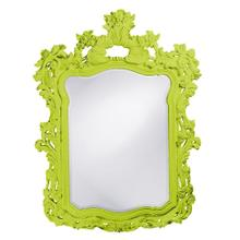 View Product - Turner Mirror - Glossy Green