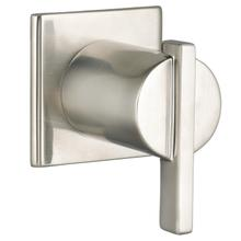 Times Square On/Off Volume Control Valve - Brushed Nickel