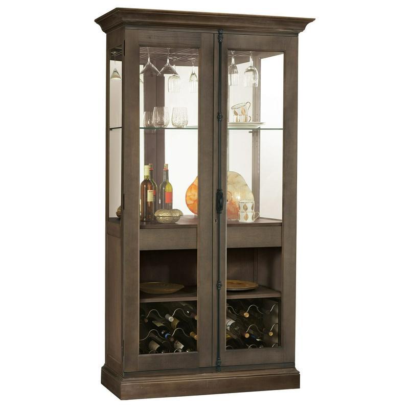 690-041 Socialize Wine & Bar Cabinet