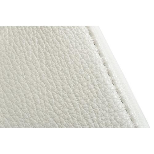 Gallery - Estro Salotti Evergreen Modern White Leather Sofa Set