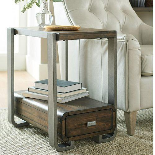 Bryson Chairside Table
