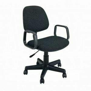 ACME Mandy Office Chair w/Lift - 02221BK - Black Fabric