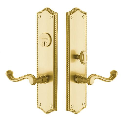 Bristol Escutcheon Entrance Set