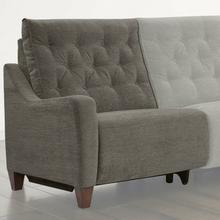 View Product - CHELSEA - WILLOW BROWN Power Left Arm Facing Recliner