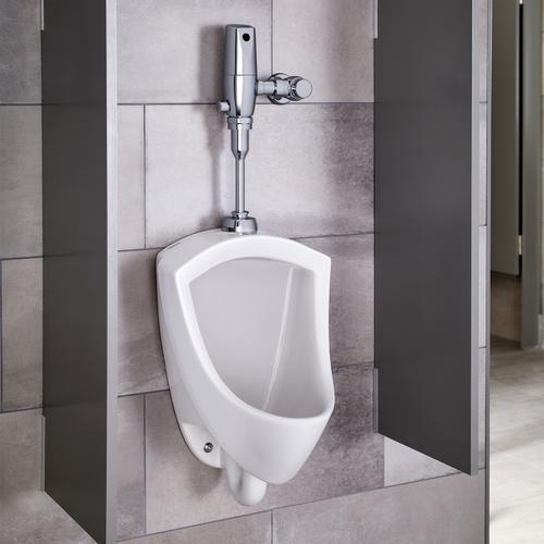 American Standard - Pintbrook Urinal System  0.5 GPF  Selectronic Flush Valve  American Standard - White