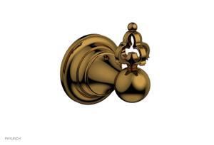 MAISON Robe Hook 163-76 - French Brass Product Image