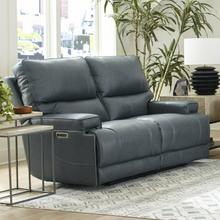 See Details - WHITMAN - VERONA AZURE - Powered By FreeMotion Power Cordless Loveseat