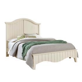 Queen Arch Platform Bed