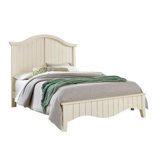 King Arch Bed
