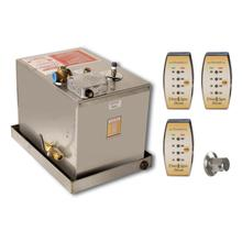 Day Spa 3 room system, 10kW-150
