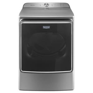 MaytagTop Load Dryer with the PowerDry System and Extra Moisture Sensor - 9.2 cu. ft. Metallic Slate