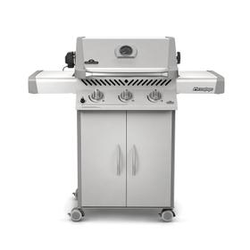 Prestige 308 propane grill with rear burner
