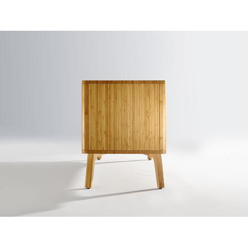 Azara Media Cabinet, Caramelized